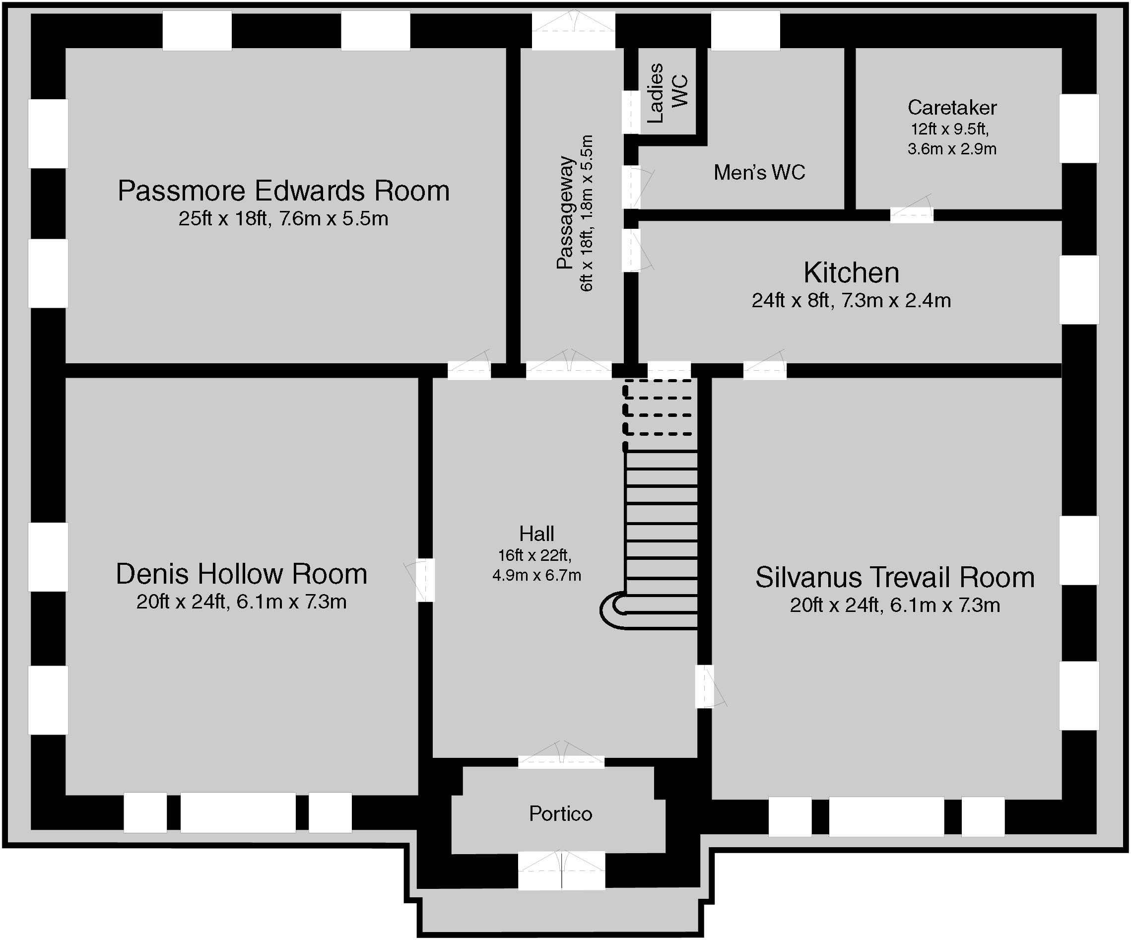 Floorplan-Lower